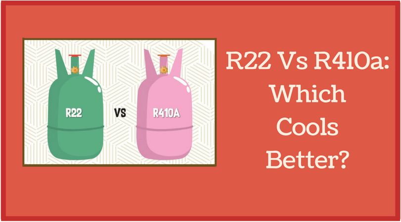 r22 vs r410a
