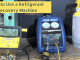 How to Use a Refrigerant Recovery Machine