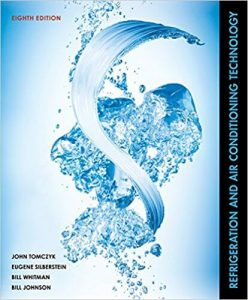 Refrigeration and Air Conditioning Technology Textbook