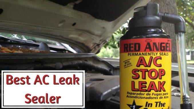 Best AC Leak Sealer