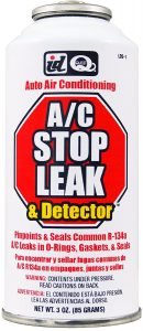 IDQ Automotive AC Stop Leak and Detector