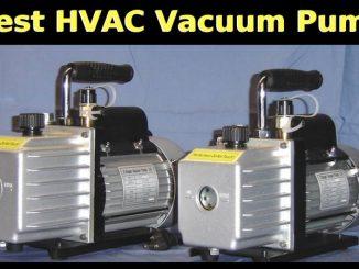 Best HVAC Vacuum Pump