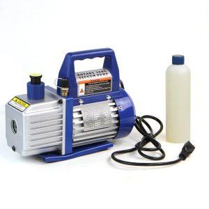 XtremepowerUS Single Stage Rotary Vane Vacuum Pump