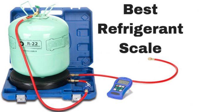 Best Refrigerant Scale