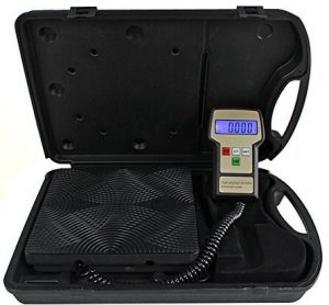 ZENY Electronic Digital AC Refrigerant Scale for 220LB