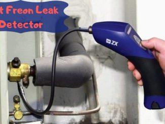 Best Freon Leak Detector
