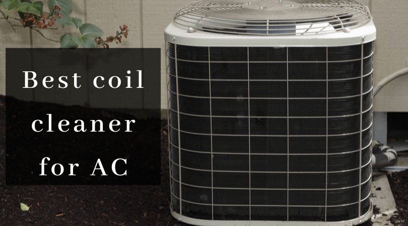 Best coil cleaner for AC