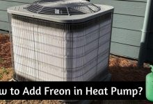How to Add Freon in Heat Pump