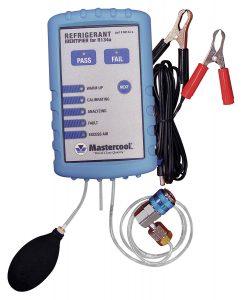 MASTERCOOL (69134-A) Blue Refrigerant Identifier