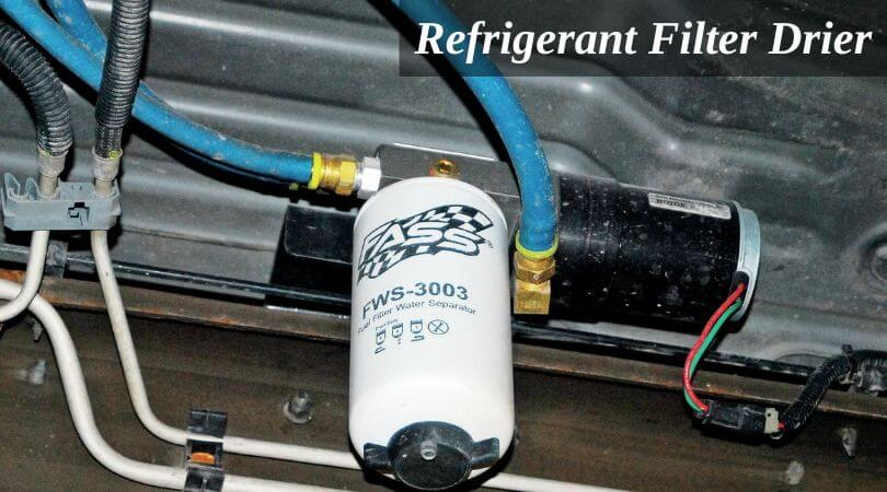 Refrigerant filter drier – The best HVAC filter driers of 2019