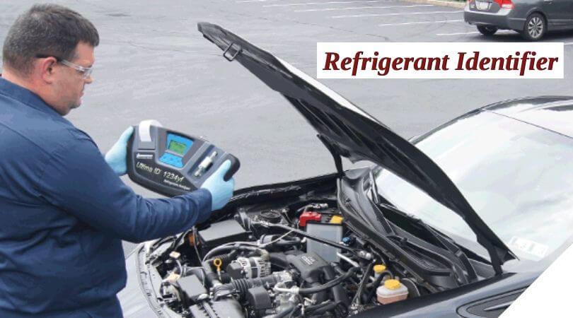Refrigerant Identifier – Best HVAC refrigerant analyzer of 2019