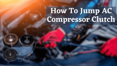 How To Jump AC Compressor Clutch