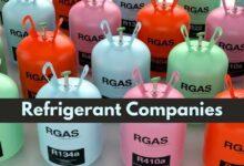 Refrigerant Companies